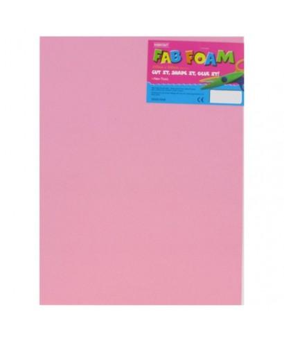 Foamy de colores Tamaño Carta Eva Foam 1Hoja