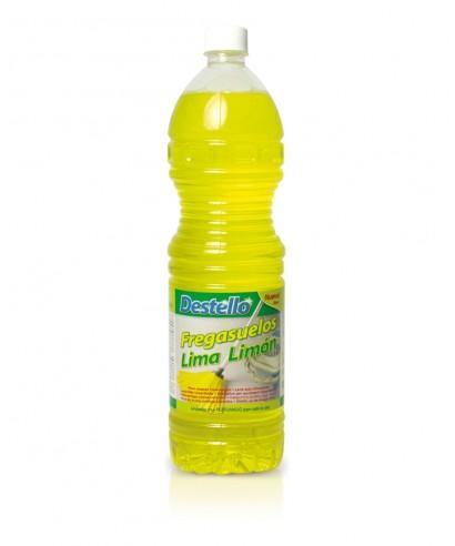 Higienizante limon1LT LA BRUJA
