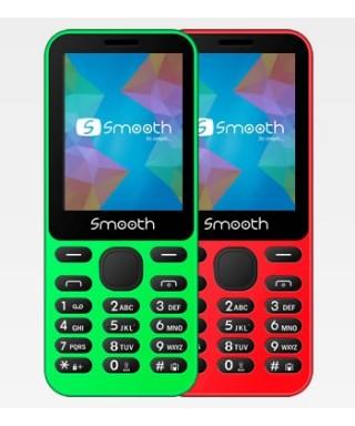 Telefono celular SMOOTH POWER DUAL SIN 2.4