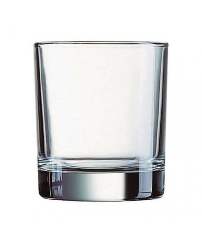 Vaso de vidrio CORTO 6,5 CM