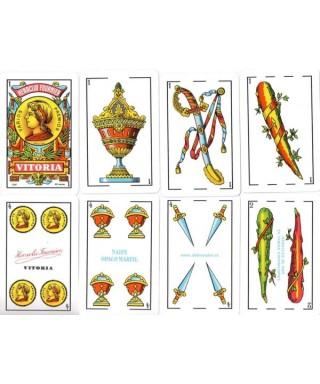 Cartas ESPAÑOLAS -PLAYING...