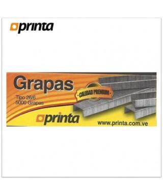 GRAPAS LISAS 26/6 PRINTA...
