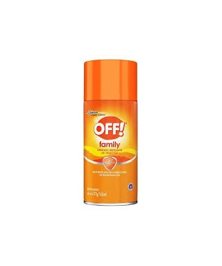 OFF FAMILY 165ML REPELENTE...