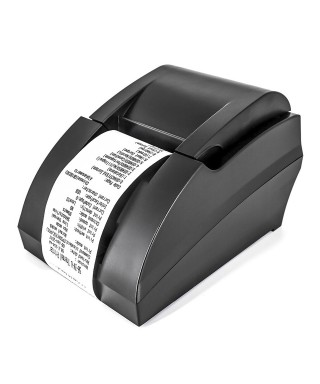 Impresora Termica Tickera/Loteria Parley Usb 57MM Roccia