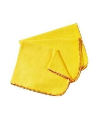 Pañitos amarillos para...