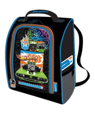 BOLSO/MORRAL TERMICO HOT WHEELS 20X14CM CAPI