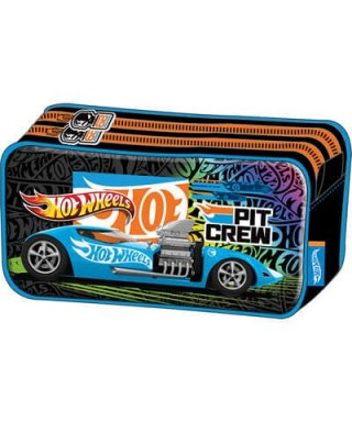 ESTUCHE RECTANGULAR DUO HOT WHEELS CAPI