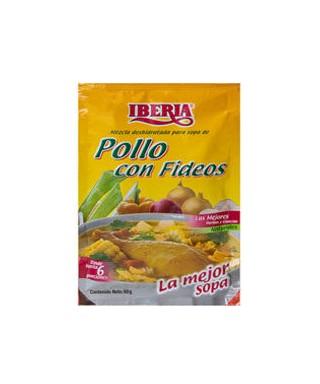 SOPA IBERIA POLLO CON...