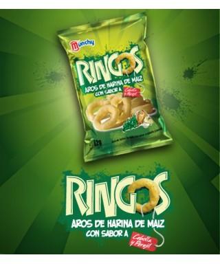 RINGOS AROS DE CEBOLLA...