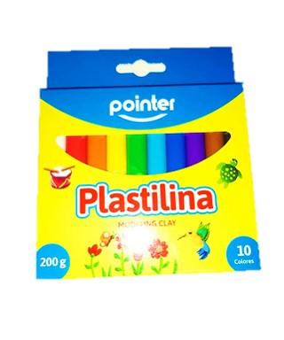 PLASTILINA DE COLORES JUMBO PQX6 PRINTA