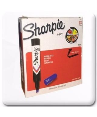 Marcador sharpie 680, punta...