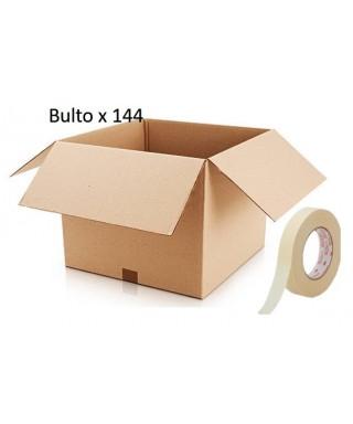 """Tirro 1/2 OFIMAK 12mm x 25 YD Maskin Tape"""" Bulto de 144"""