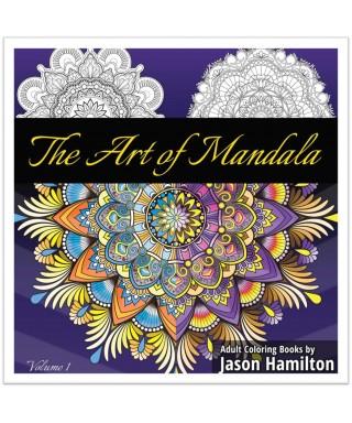 "LIBRO PROFESIONAL ""THE ART OF MANDALA"" VOL1 JANSON HAMILTON"