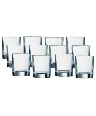 Vaso de vidrio CORTO 6,5 CM...