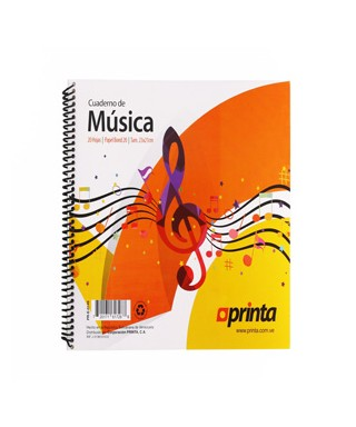 CUANDERNO MUSICAL DE...