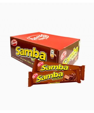 SAMBA DE CHOCOLATE 32GR X UND