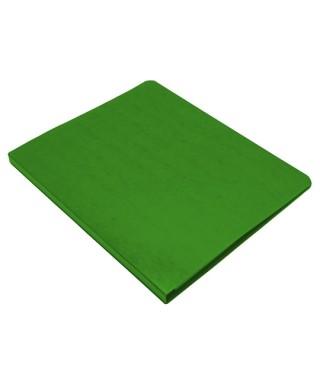 Carpeta Manila Color Verde Oscuro 1 Pieza