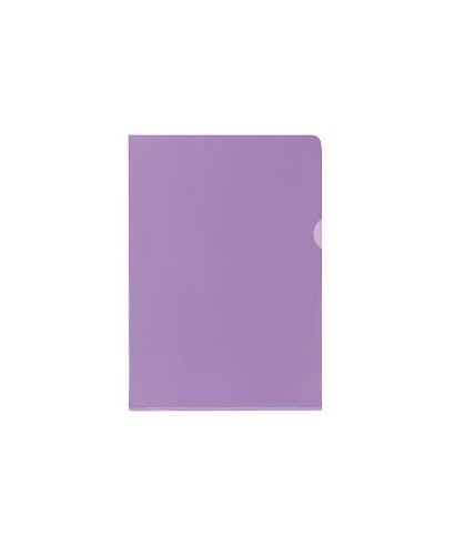 Carpeta Manila Color Morado 1 Pieza