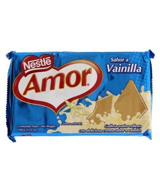 Galleta wafer Amor Sabor a...