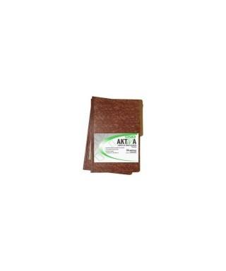 Carpeta Marrón de fibra Aktiva T/Carta x 25 S/GANCHO
