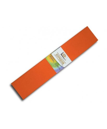 PAPEL CREPE EVA FOAM DE COLOR NARANJA