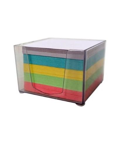 Taco Acrílico de Notas Printa, 5 colores