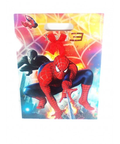 BOLSA PARA REGALO GRANDE SPIDER MAN