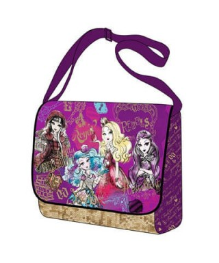 PORTAFOLIO EVER AFTER HIGH BOLSO DE LADO