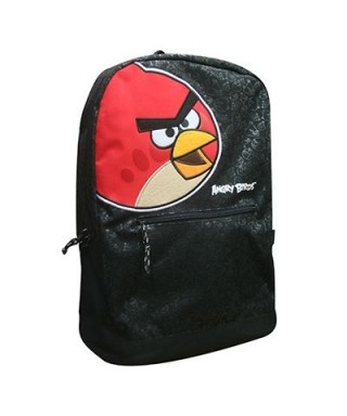 MORRAL GRANDE ANGRY BIRDS NEGRO 721613