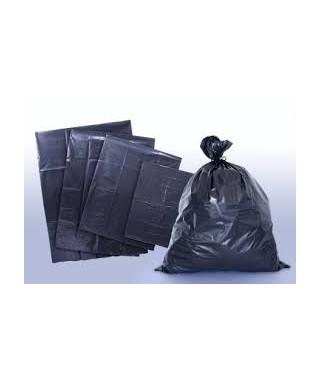Bolsa 30 lts para papelera 25 UN colo verde