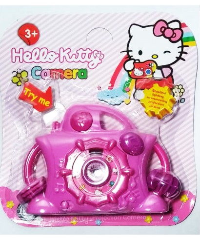 CAMARA DE JUGUETE JG1103 HELLO KITTY