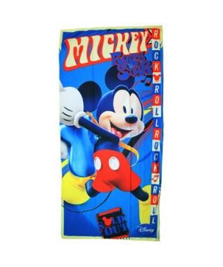 TOALLA DE MICROFIBRA MICKEY MOUSE (75x150)