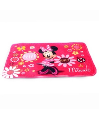 ALFOMBRA GRANDE MINNIE MOUSE 80X120