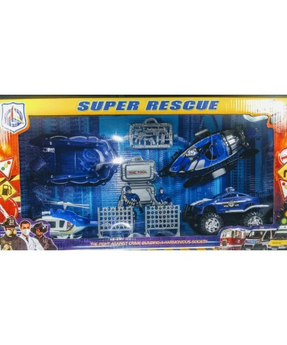 SET DE RESCATE SUPER RESCUE