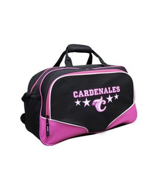 BOLSO SPORT POWER CARDENALES DAMAS