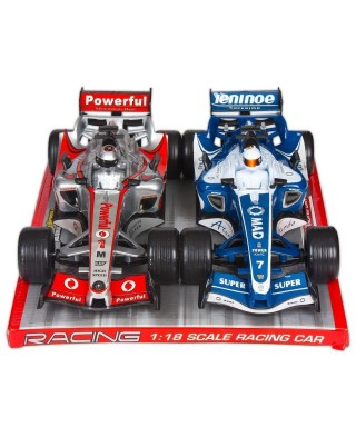 SET DE CARROS DE CARRERA FORMULA 1 TWO PACK