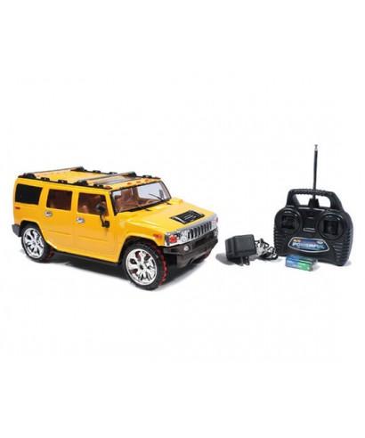 SUPER CARRO 4X4 CON LUCES Y RADIO CONTROL OVERLANDER
