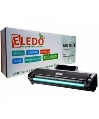 Toner Compatible Eledo Samsung 104s Mlt-d104s/ 104 / Ml1666