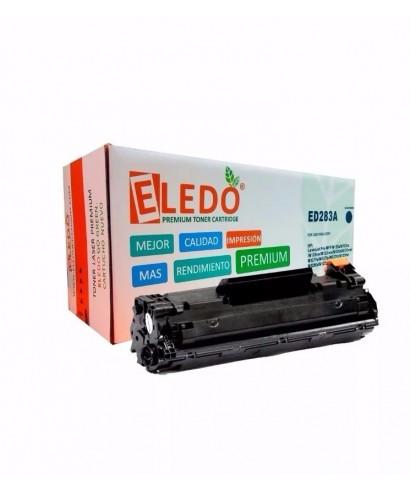 Toner Generico Compatible Eledo 83a Cf283a M125 M127 M127fn