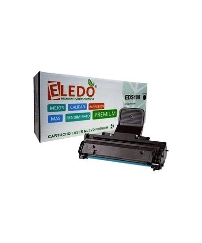 Toner Generico Eledo Mlt-d108 Para 1640/1641/2240