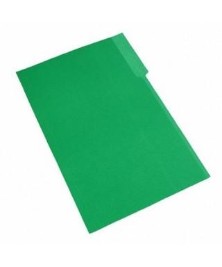 Carpeta Manila Color Verde...