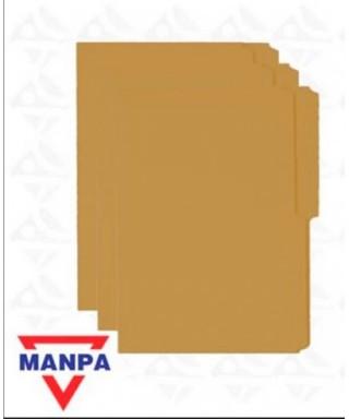 Carpeta manila Tamaño...