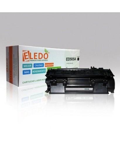 Toner Eledo Compatible HP/CANON CE505A (05A) (119)
