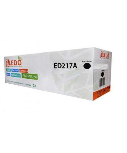 Toner Eledo Compatible HP 17A (17A)