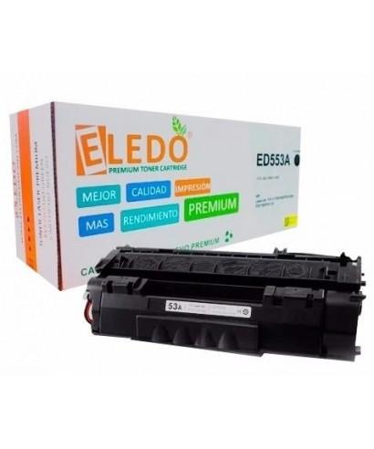 Toner Eledo Compatible HP Q7553A (53A)