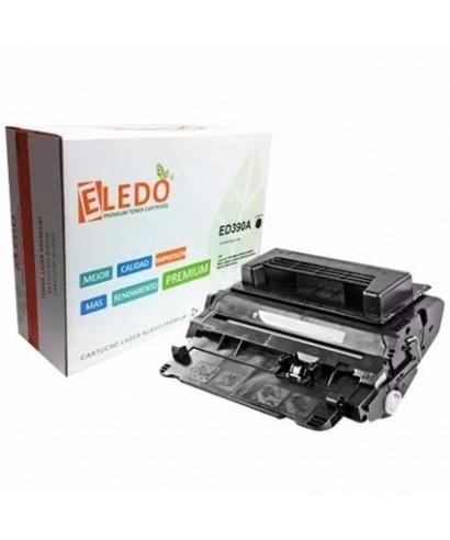Toner Eledo Compatible HP CE390A (90A)