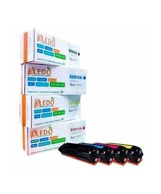 Toner Eledo Compatible HP/CANON CF210A (131A)