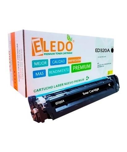 Toner Eledo Compatible HP CE320A (128A)