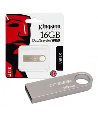 PENDRIVE 16GB KINGSTON 2.0...