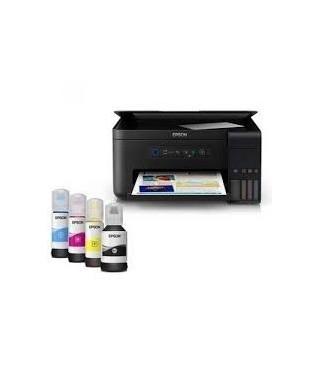 Combo Impresora Multifuncional Epson L4150 + Tinta Continua
